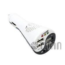 Titan 4 USB Port Multi Purpose USB Charger/Car Battery Tester ( TP-25TC)
