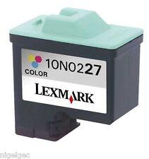 LEXMARK 27 COLORE CARTUCCIA INCHIOSTRO 10n0227 10nx0227 Z13, Z23, Z23E, Z24, Z25, z25l, z25le
