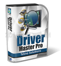 Driver Master Pro Automatic Finder Install Repair Update Windows XP Vista 7 8 10