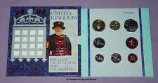 1994 Royal Mint uncirculated brillante conjunto de monedas-Día D 50p + £ 2 Banco