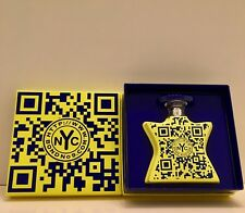BOND NO 9   BOND.COM  3.3 OZ / 100 ML UNISEX EAU DE PARFUM SPRAY DAMAGED BOX