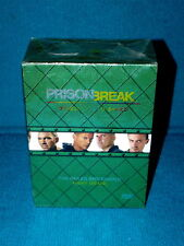 New! PRISON BREAK : Seasons 1-4 DVD Box Set : 31 Disc @ FOX TV Series