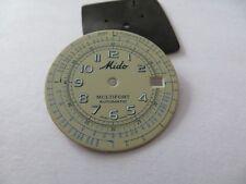 Cadran Montre Mido MULTIFORT - AUTOMATIC - PULSATION - Ref:8830