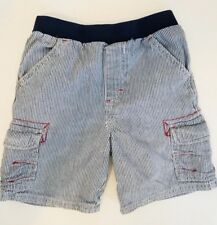 $16.50 New Boy/'s Disney Store Quilted Plaid Shorts Size6-9 Months NWT