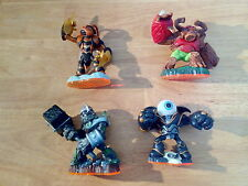 Skylanders giants swarm eyebrawl crusher tree rex figures eye brawl