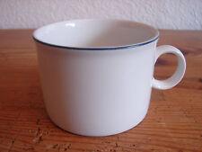 Kaffeetasse, 5,5cm hoch, Melitta Friesland, blauer Rand, mehrere