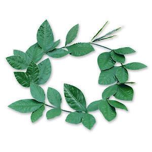 Green Roman Laurel Wreath - Poison Ivy Ancient Rome Greek Fancy Dress Accessory