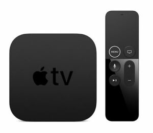 Apple TV 4K UHD HDR 5.Generation 32GB Mediaplayer MQD22FD/A