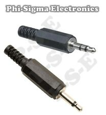 3.5mm Jack Plug for Audio Cable (Stereo or Mono)