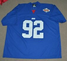 Vtg Michael Strahan New York Giants Super Bowl XXXV NFL Football Jersey 2XL 61a52a7a2