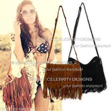 Shoulder Bag Fringe Vintage Handbags
