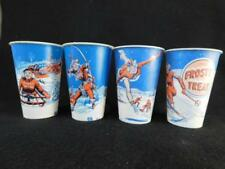 VINTAGE PAPER PINUP RETRO DIXIE CUPS (YES WE SHIP) Lot 4520