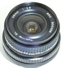 Tokina EL 28mm 2.8 für Canon FD
