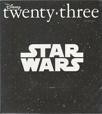 Disney twenty-three 23 D23 Magazine Winter 2015 Star Wars The Force Awakens Nis