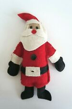 THE LITTLE WHITE COMPANY Christmas decoration - Santa Used vg con