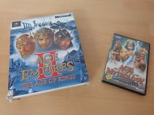 Age of Empires 2 - The Age of Kings (English) mit OVP + Spiel Age of Mythology
