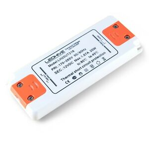 LED Driver ULTRA THIN - NO START DELAY!!! - Zero interference with DAB and Radio