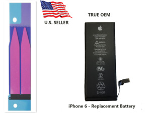 OEM Original Genuine 1810mAh Battery Replacement for Apple iPhone 6 4.7