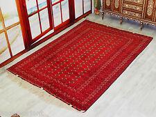 290x200 cm Turkmenische Nomaden buchar Teppich Turkmen bukhara Carpet Rug Nr16/8
