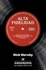 Alta fidelidad La Conjura de la Risa, Band 8