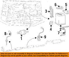 HYUNDAI OEM 95-05 Accent-Vapor Canister Purge Valve 2891022040
