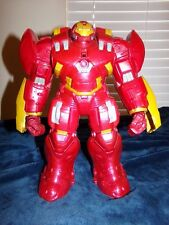 "Iron Man 13"" Action Figure 2015 Marvel Hasbro Talking Hulk Buster Toy Working"