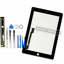 The New iPad 3rd iPad3 Glass Digitizer Touch Screen Replacement wifi 3G UK Black