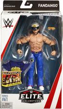 Wwe Fandango Popo WWF accessoires Série Elite 61 Lutte Mattel Figurine Articulée