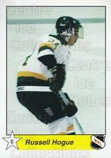 1993-94 Prince Albert Raiders #11 Russell Hogue