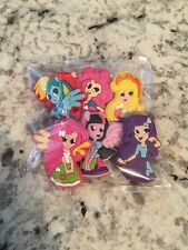 My Little Pony Equestia Girls CakeDecoration CupcakesToppers