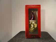 Pocket Dragon Molded Glass Ornament