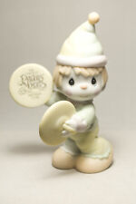 Precious Moments: A Smile's The Cymbal of Joy - B-0102 - Classic Figure