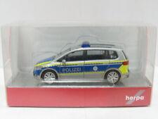 HERPA 093293 VW Touran Polizei OVP 1:87 (MW 7272)