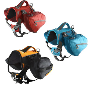 Kurgo Baxter & Big Baxter Adventure Backpack (2 Sizes & 3 Colors to Choose From)