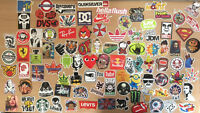 100 INDIVIDUAL STICKER BOMB PACK SCOOTER STUNT BMX EURO JAP JDM LAPTOP SKATE