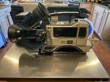 Panasonic color video camera model Wv-F300 300 Cle Ccd pro equipment