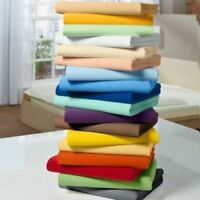"""18"""" Deep Pocket Fitted Sheet All Bedding Items US Size 800 TC Egyptian Cotton"""