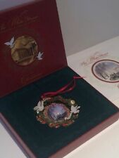 White House Historical Association Christmas Ornament 2013 Woodrow Wilson