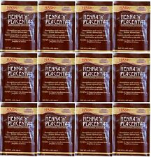 HASK Henna N Placenta Conditioning Treatment 2 oz 12X