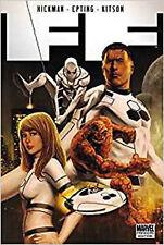 Fantastic Four by Hickman, Jonathan ( Author ) ON Sep-07-2011, Hardback, Hickman
