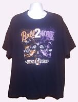Ball2More Baltimore Muscle on Russell St. Orioles Ravens Birds T-Shirt size 3XL
