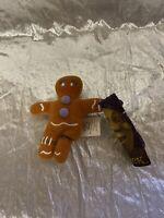 Gingerbread Plush Shrek New Applause
