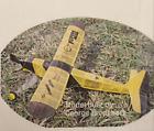 """""""JIMMIE ALLEN SPECIAL"""" LASER CUT by Easy Built Free Flight W/S 20"""" Rubber Power"""
