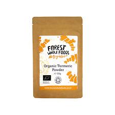 Forest Whole Foods Organic Turmeric (Haldi) Powder 125g