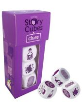 Rory's Story Cubes Clues Expansion Dice Game Gamewright Storytelling Adds 3