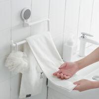 Kitchen Paper Holder Stick Rack Roll Holder for Bathroom Towel Rack Tissue Shelf