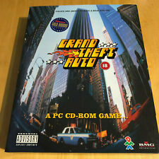 PC Game Big Box Only - Grand Theft Auto