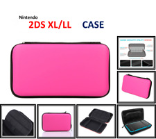 PINK-Carry Storage Hard Protective Case Cover For New Nintendo 2DS XL /LL [PINK]