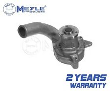 FOR MAZDA 121 MK3 MEYLE ENGINE COOLING COOLANT WATER PUMP 7130010014 1E04-15-010