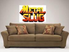 """METAL SLUG MOSAIC 35""""X25"""" INCH WALL POSTER NEO-GEO ARCADE RETRO GAMING"""